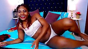 Sexy Ebony Is Waiting Fory