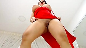 Amazing Tits And Wet Sweet Pussy